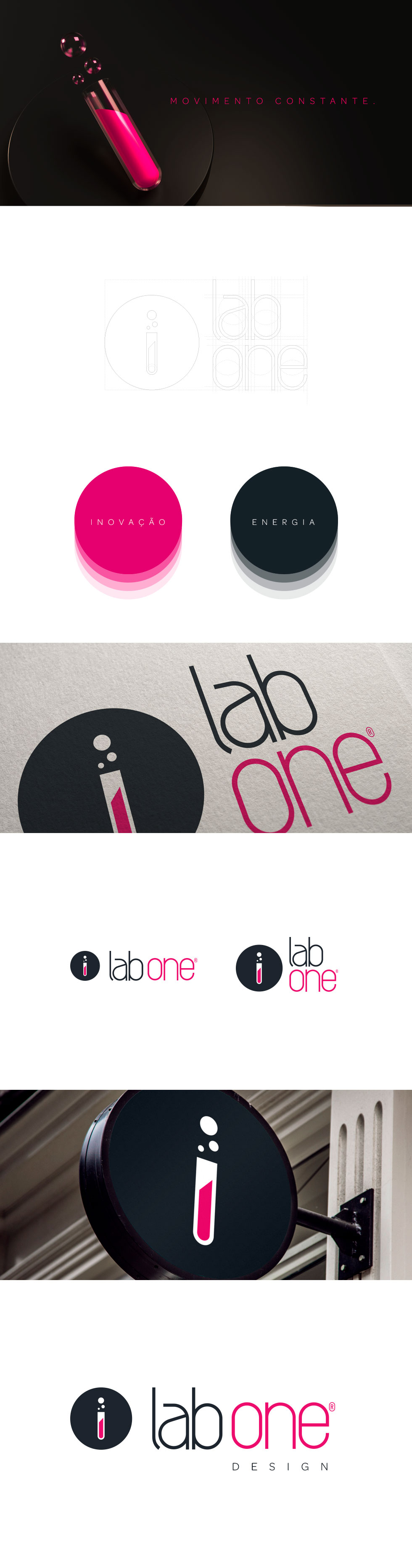 Redesign Lab One